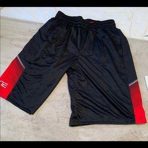 Nike Men's Elite Dry-Fit Basketball Shorts Large